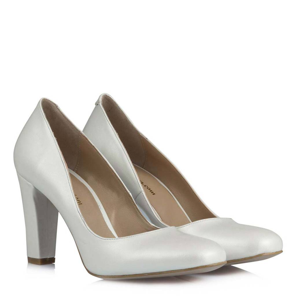 Women's Classic Engagement Thick Heeled Shoes