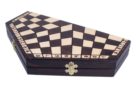 Three-Player Chess - Damaged External Boxes Only