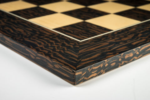 Buy Rechapados Ferrer Deluxe Tiger Ebony Chess Board for R 1290.00