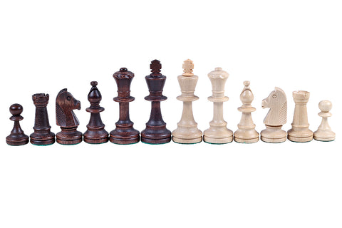 Buy German Knight Staunton in wooden cabinet & Mahogany & Maple board for R 1149.00