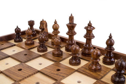 Buy Blind & Visually Impaired Staunton Chess Set for R 890.00