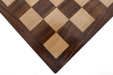 Sheesham Wood Chess Board with square corners - Chessafrica.co.za  - 1