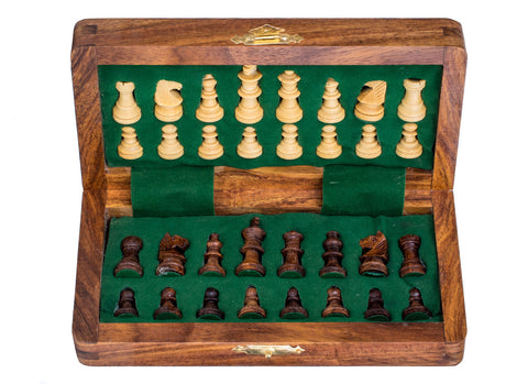 Buy Magnetic Folding Chess Set - Discounted by 30% for R 244.30