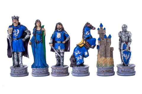 Buy King Arthur Resin Chess Set for R 2200.00