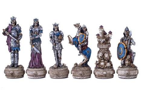 Buy Skeletons Fantasy Resin Chess Set for R 2200.00