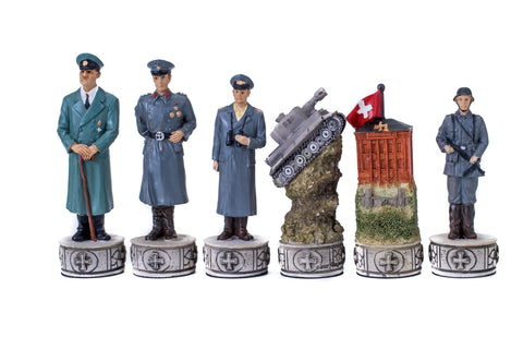 Buy World War 2 Resin Chess Set for R 1990.00