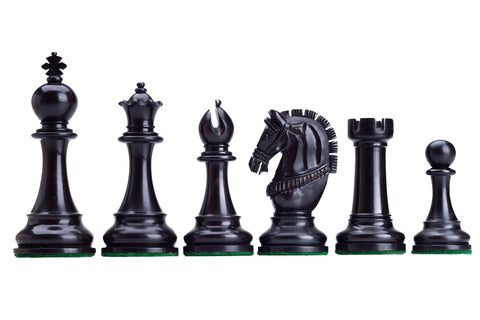 Buy Knight of Malta Ebony Chess  Set for R 4190.00