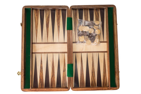 "Buy Backgammon 16"" - Imperfect Shipment Discounted by 60% for R 359.60"