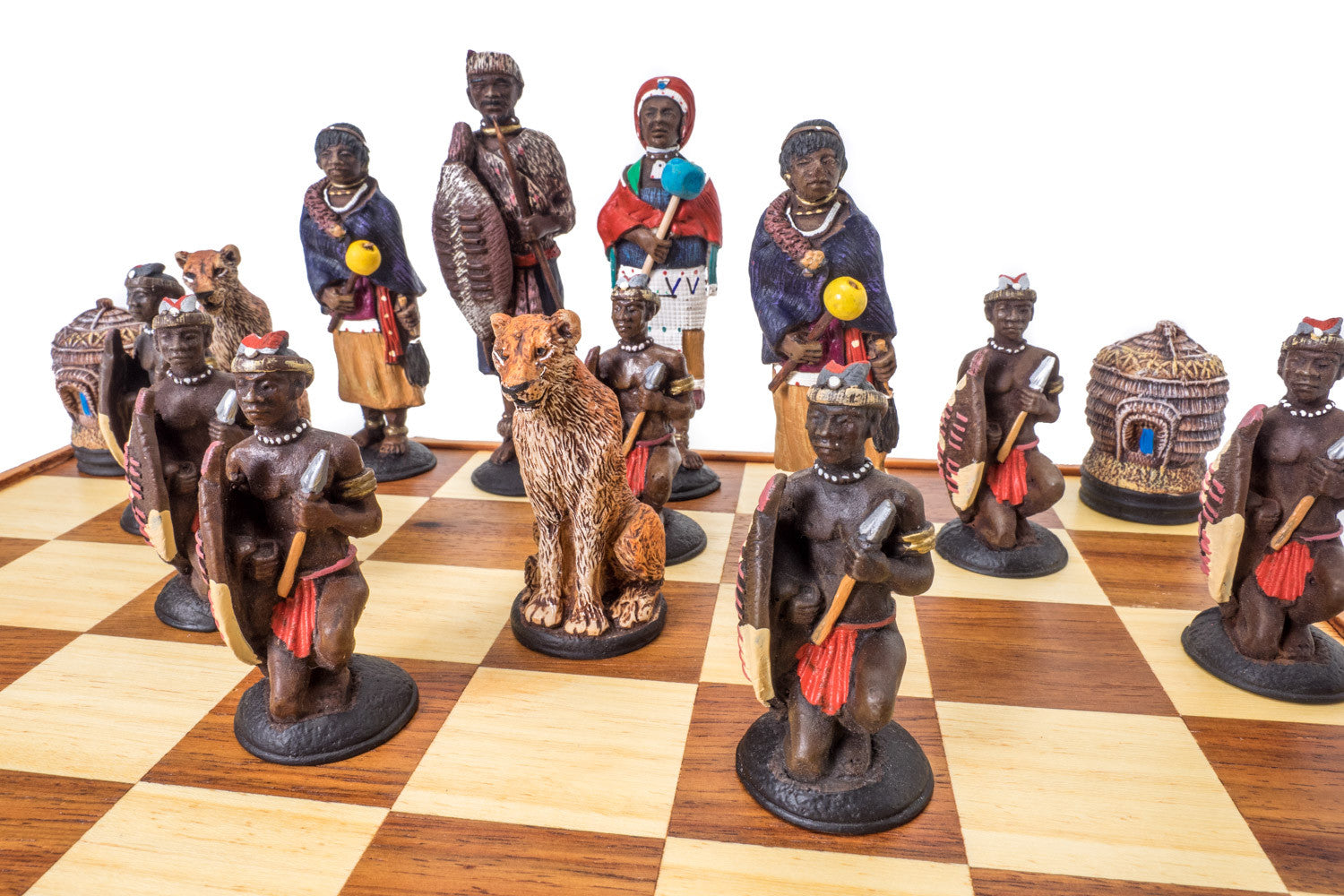 Chess Sets, Wooden Chess Sets and Chess Boards – Chessafrica.co.za