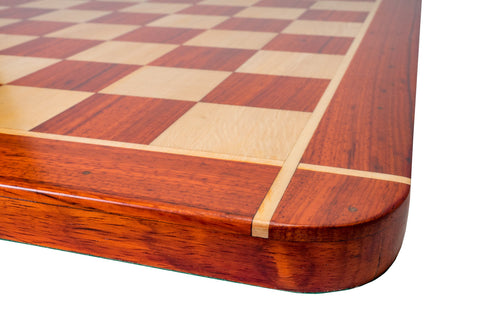 Buy African Padauk Wood Chess Board for R 2990.00