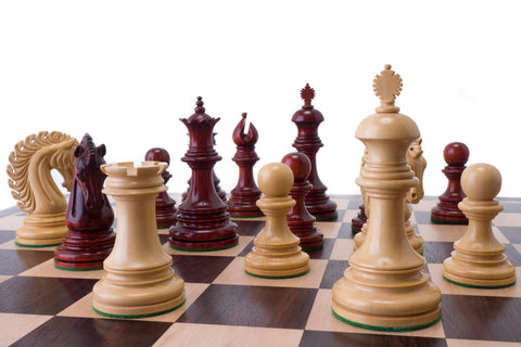 Buy The Greek Warhorse Staunton Chess Set for R 5490.00