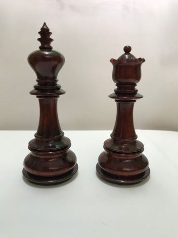 Bargain 14 - PADAUK KING & QUEEN