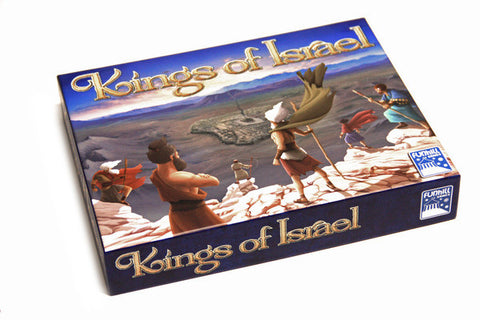 Kings of Israel board game - Chessafrica.co.za  - 2