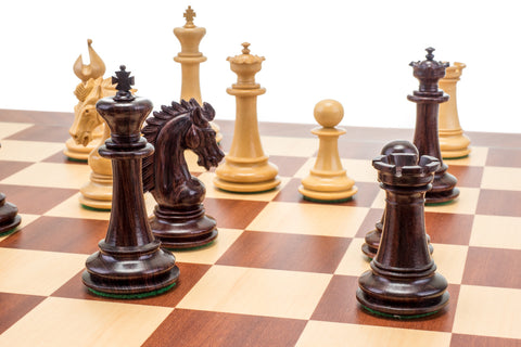 Sheffield Staunton Set - Chessafrica.co.za  - 3