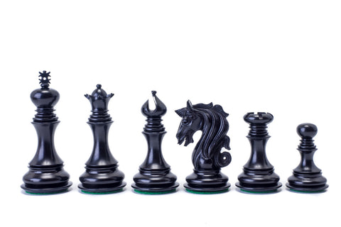Trio Staunton Chess Set - Chessafrica.co.za  - 2