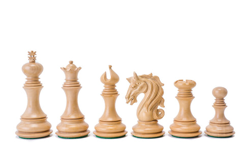Trio Staunton Chess Set - Chessafrica.co.za  - 1