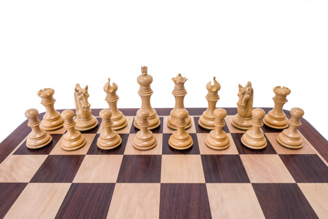 Trio Staunton Chess Set - Chessafrica.co.za  - 6