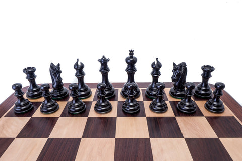 Trio Staunton Chess Set - Chessafrica.co.za  - 5