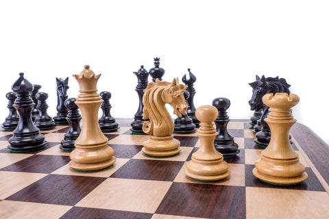 Trio Staunton Chess Set - Chessafrica.co.za  - 3