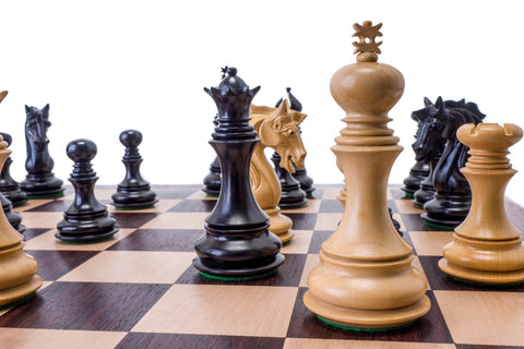 Trio Staunton Chess Set - Chessafrica.co.za  - 4