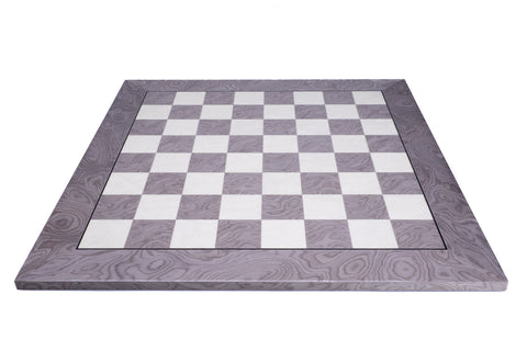 Buy Rechapados Ferrer Deluxe Grey Ash Burl Chess Board for R 1995.95