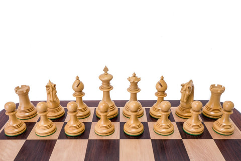 Buy Lamp Design Staunton Chess Pieces Set for R 3990.00