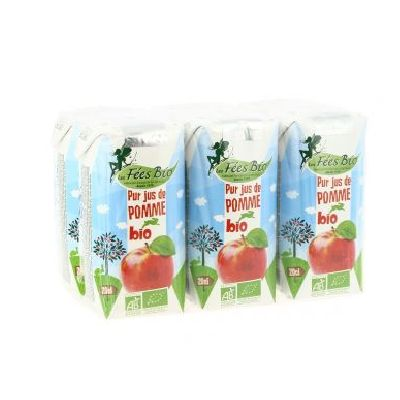 Pack Jus Pomme Tetra 6X20Cl