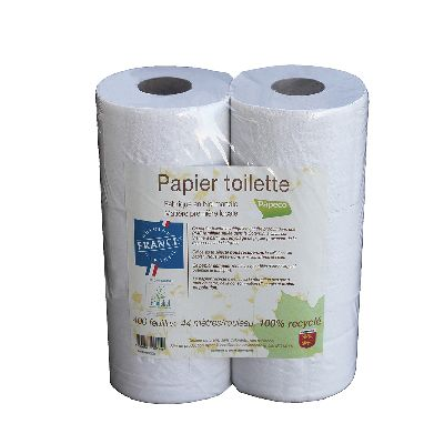 PAPIER WC 100% RECYCLE COMP X6