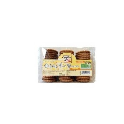 GALETTES PUR BEURRE 375G
