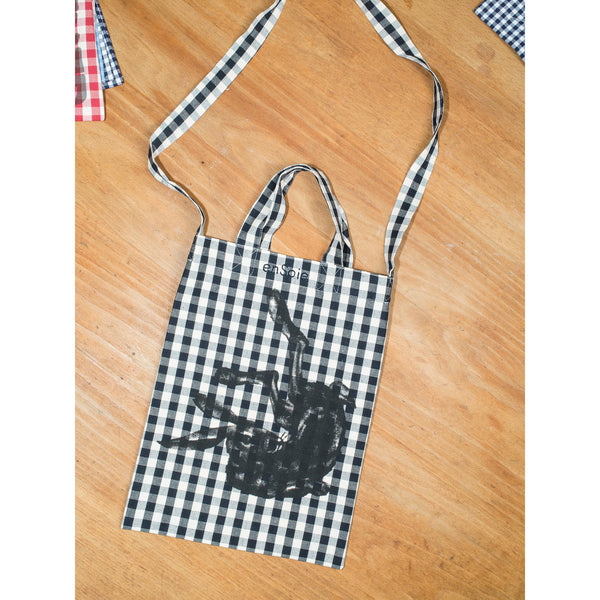 'Rabbit Carry All' kids bag black