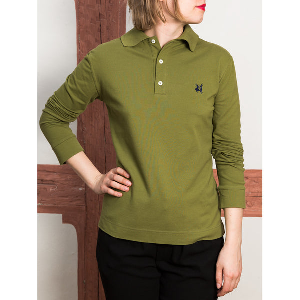 'Unisex Longsleeve' polo various colours