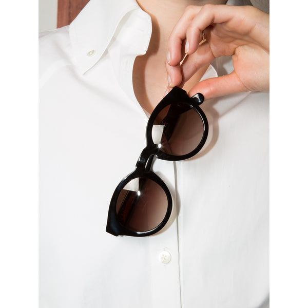 'Lily' black sunglasses