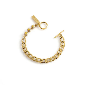 Load image into Gallery viewer, Pacifica gold bracelet