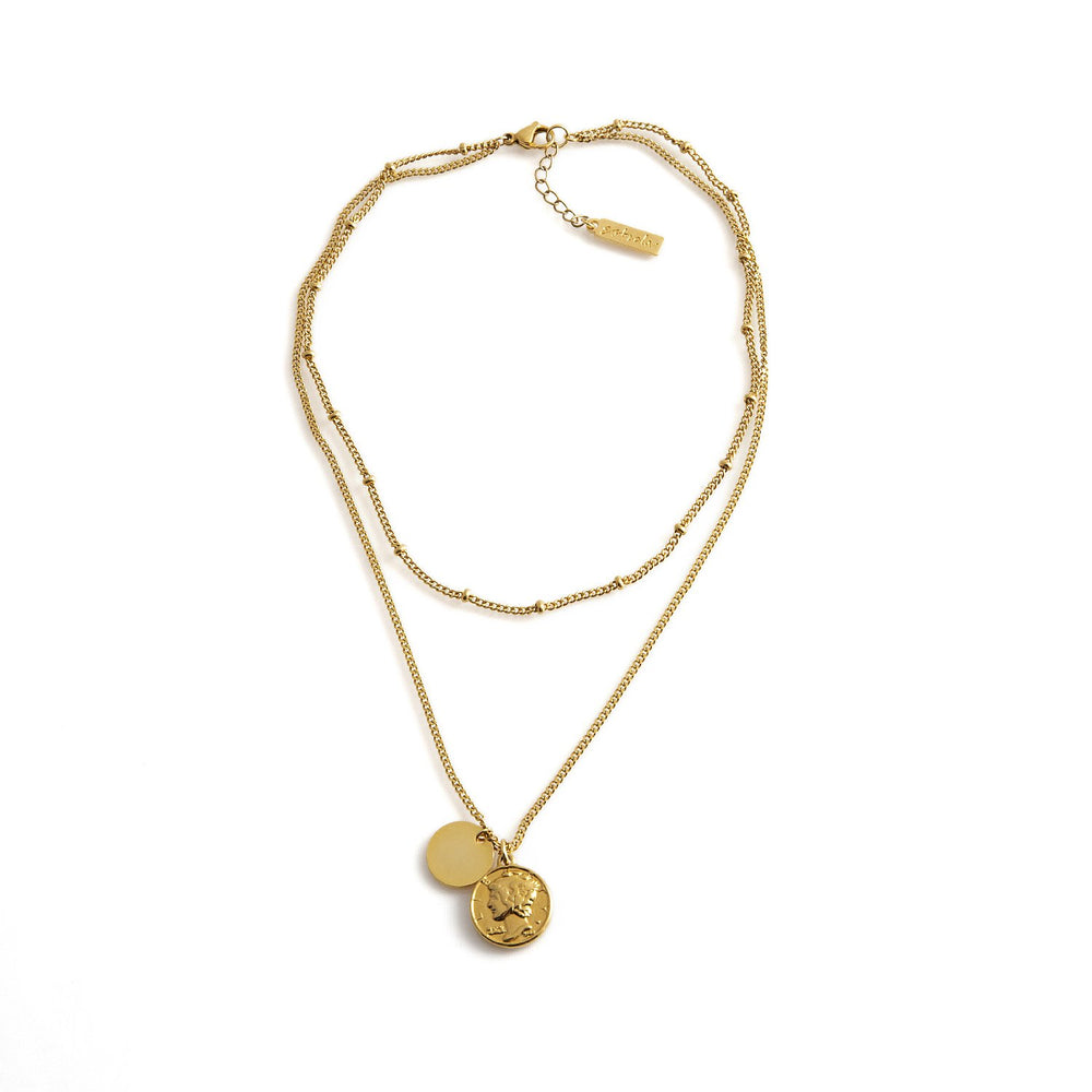 MANGO Necklace Gold
