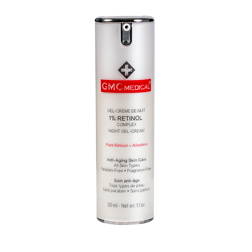 1% RETINOL COMPLEX NIGHT GEL-CREAM