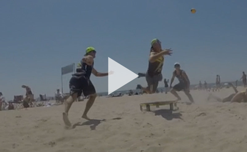 WOLACO does Spikeball