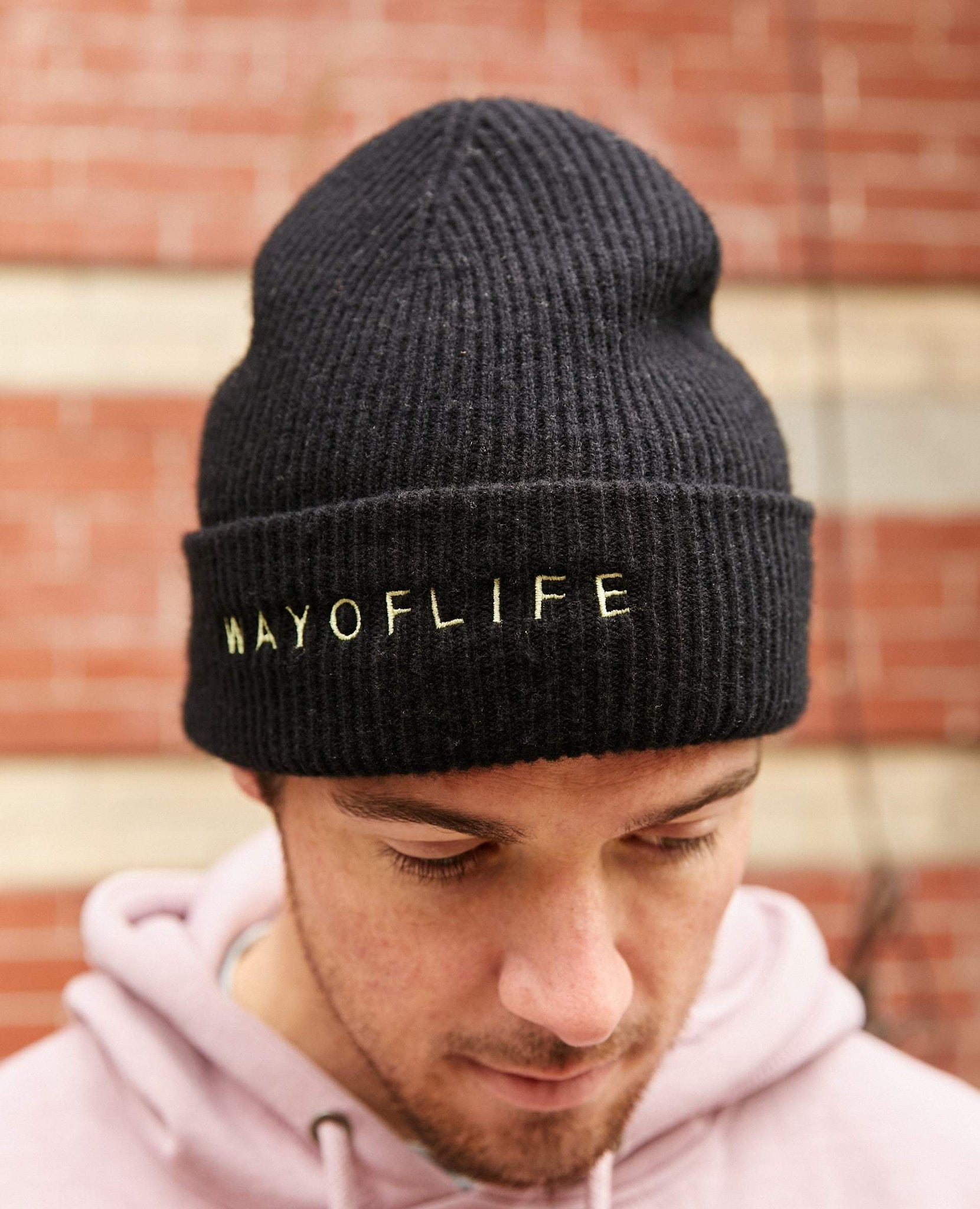 WAY OF LIFE COLLECTION - ACTIVE FOR ALL BEANIE
