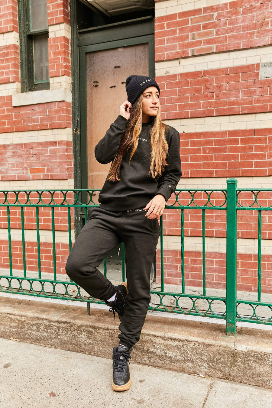 WAY OF LIFE COLLECTION - ACTIVE FOR ALL JOGGER