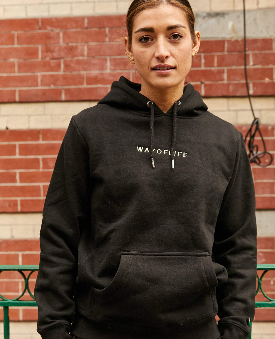 WAY OF LIFE COLLECTION - ACTIVE FOR ALL HOODIE