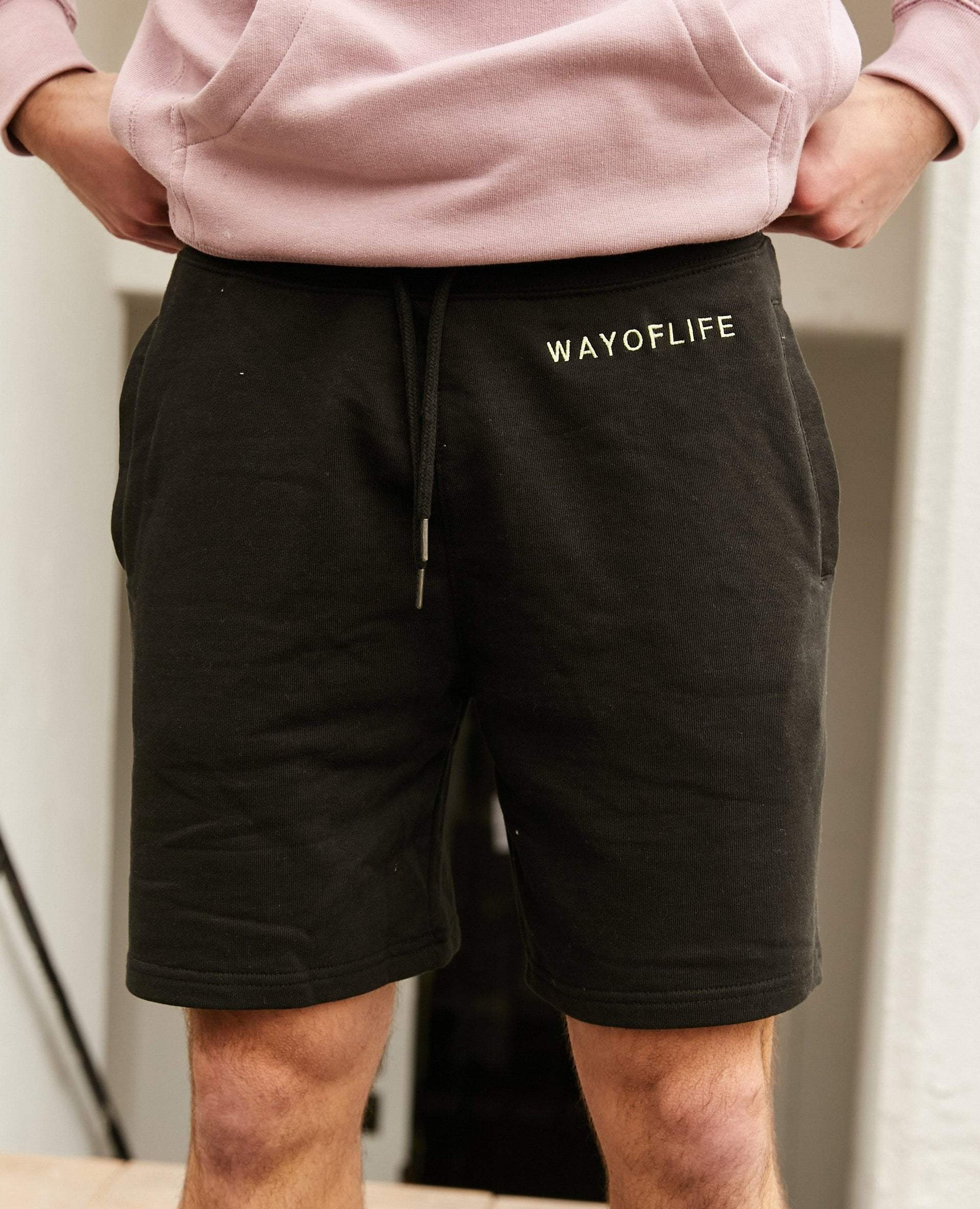 WAY OF LIFE COLLECTION - ACTIVE FOR ALL SWEATSHORT