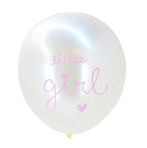 Tekstballonnen - Little Girl