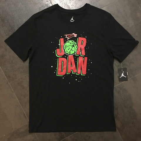 "AIR JORDAN ""MARVIN THE MARTIAN"" T-SHIRT SIZE LARGE BRAND NEW"