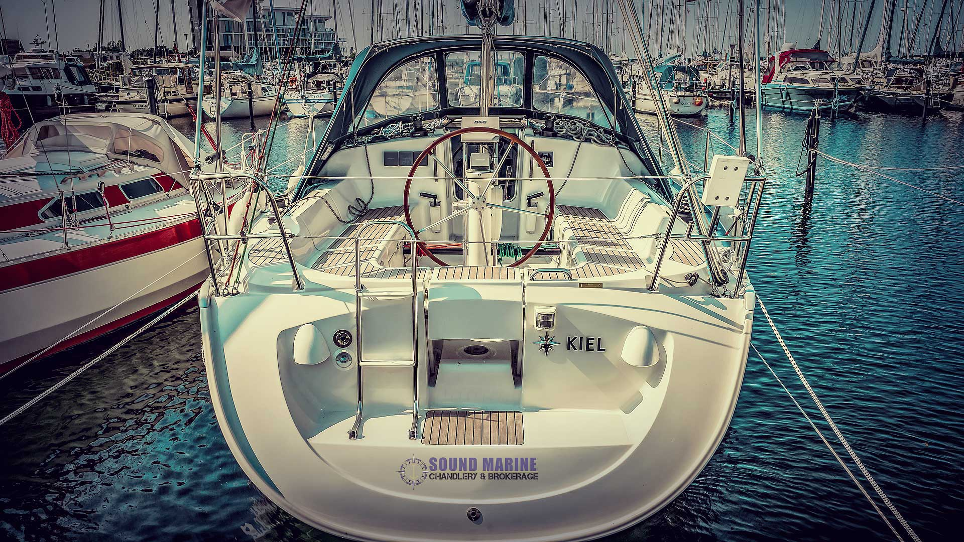 boat brokerage comox
