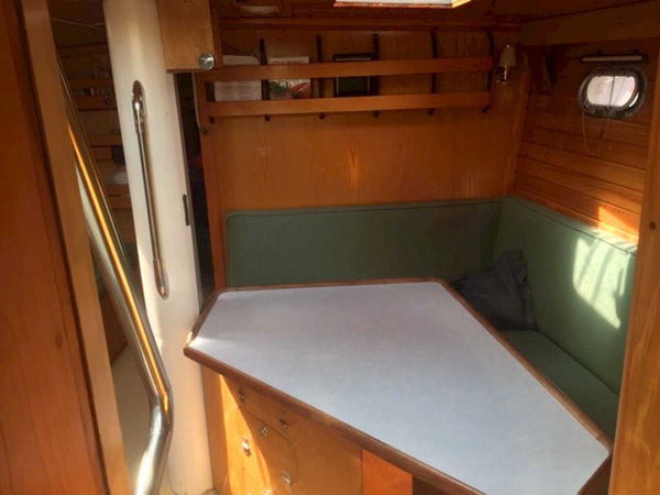 Brewer 53 Custom Built Ketch
