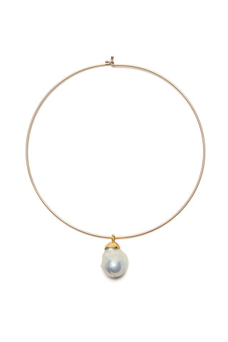 Best Lady Necklace In Pearl