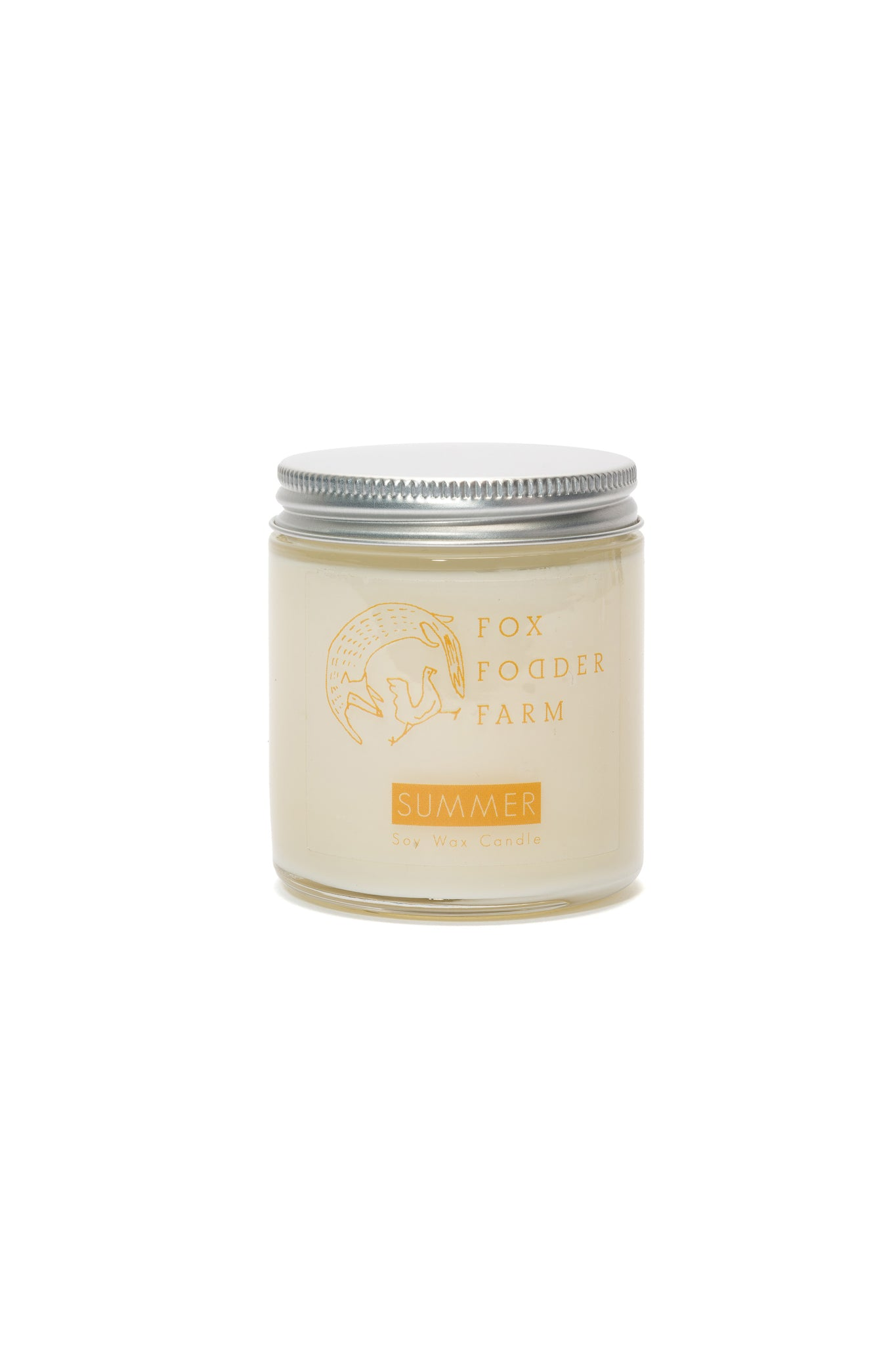 """Summer"" Soy Wax Candle"