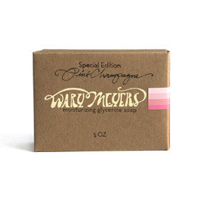 Pink Champagne Soap