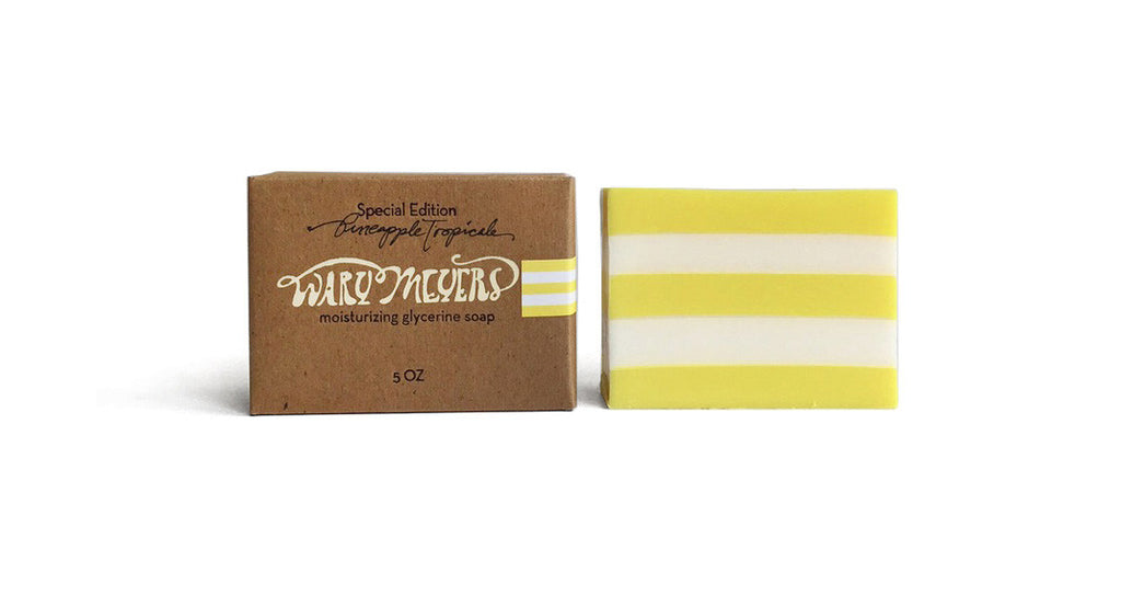 Pineapple Tropicale Soap