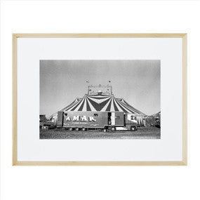 French Circus Tent, 2013