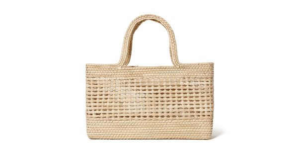 Woven Day Tote
